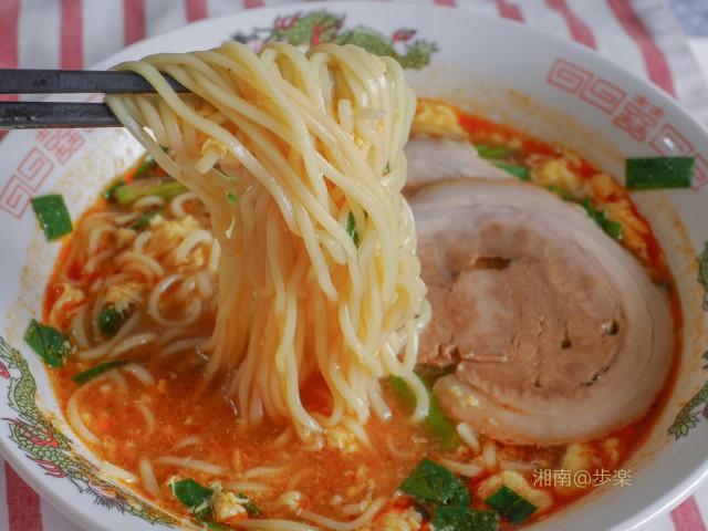 四川風酸辣湯麺