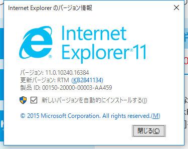 Ineternet Explorerも掲載されている