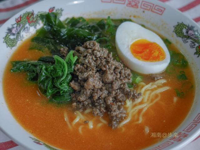サッポロ一番 頂 トムヤムラーメン 生麺風味の麺