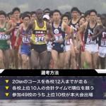 予選会もしっかりTV中継
