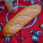 ヤマザキ 大きなミルクフランスサンド