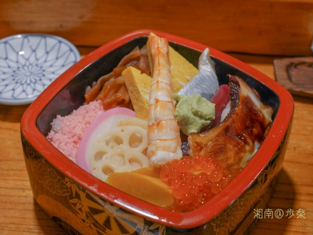 寿司飯は酢が効いて甘味は抑えめ