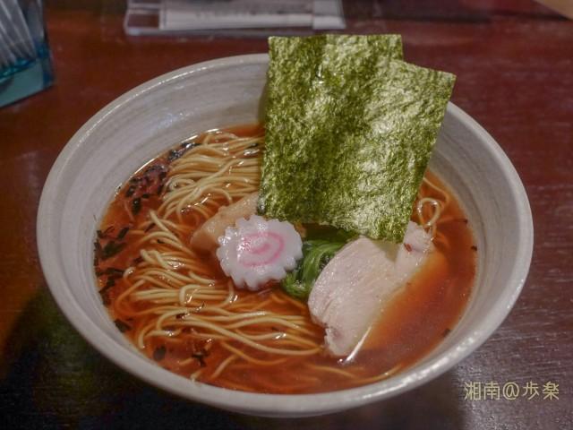 魚鶏のダブルスープ