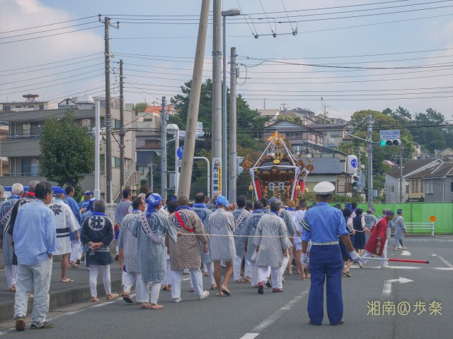 善行神社 例祭