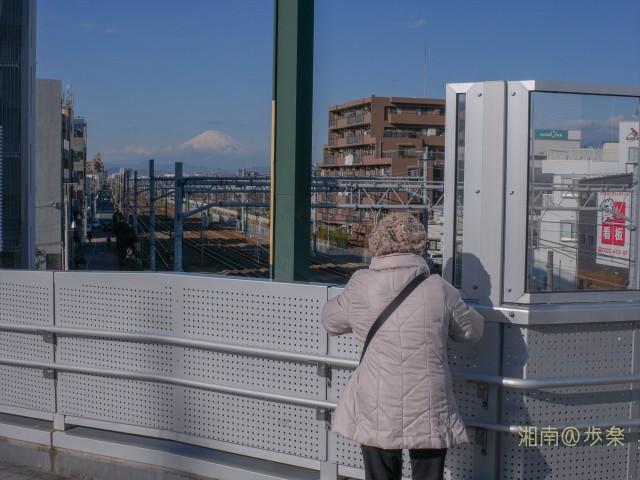 通勤富士2016.12