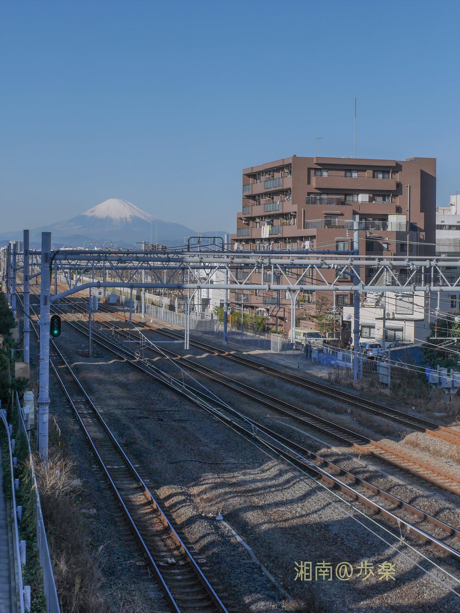 通勤富士2017/01/06 09:31