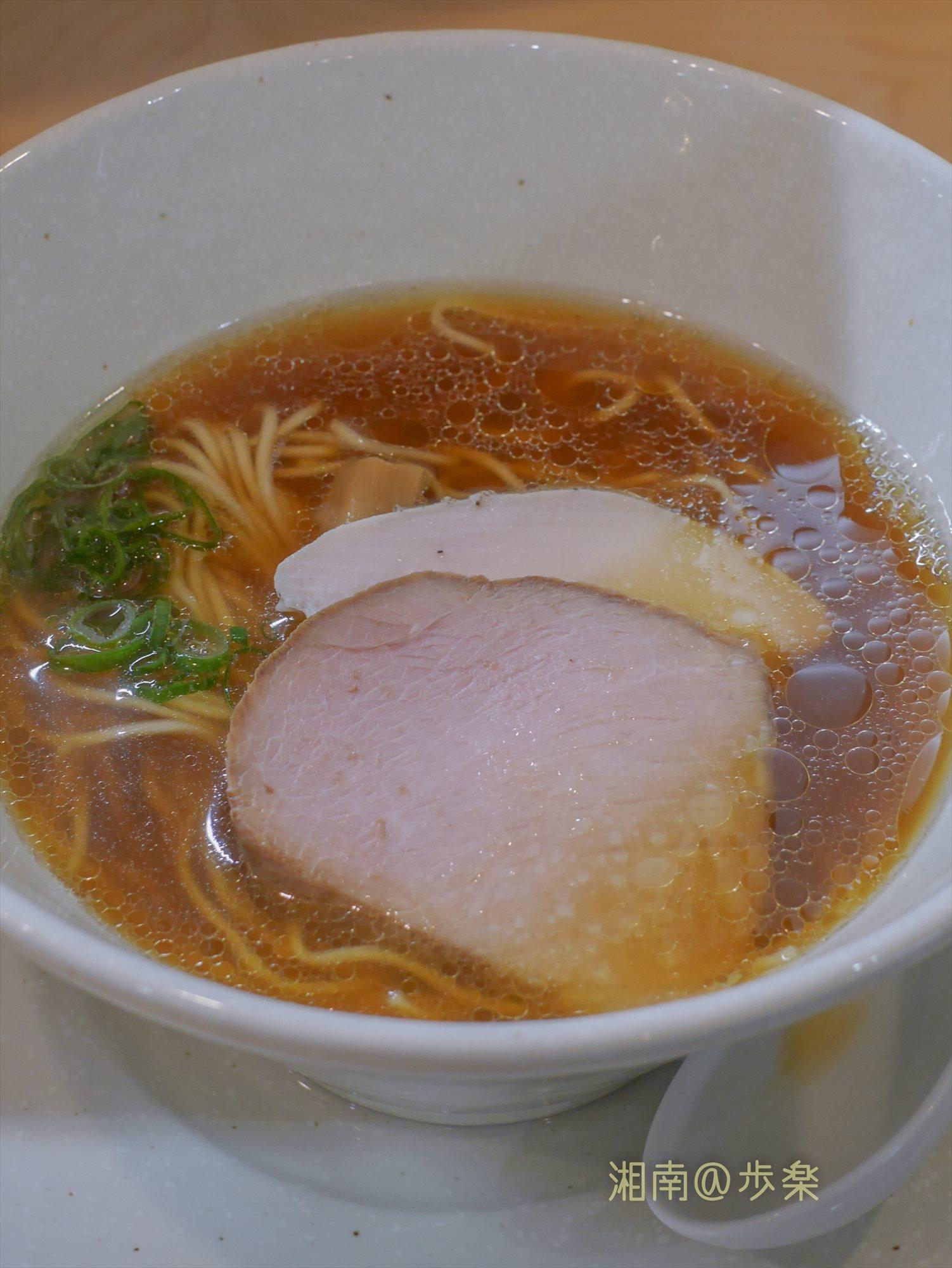貝のスープというアドバンテージ