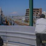 通勤富士 2017.04.14