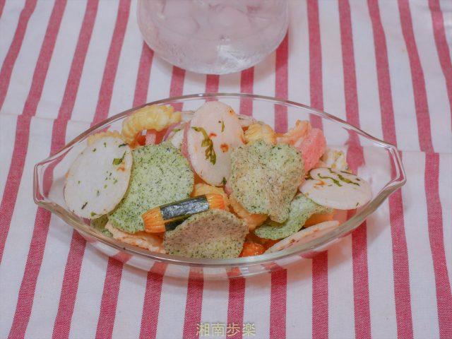 海鮮揃え 三河屋製菓