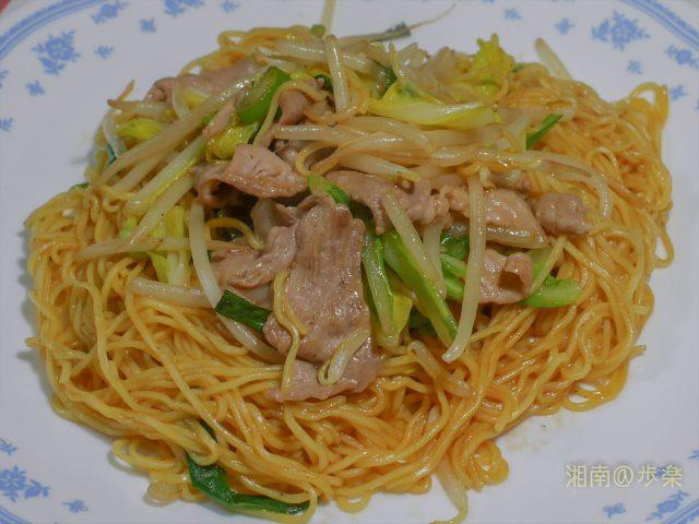 標準のレシピはフライパン一つで料理するタイプ
